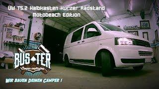 Bus-ter.de Freizeitfahrzeuge - Motobeach Camper - VW T5 Komplettausbau