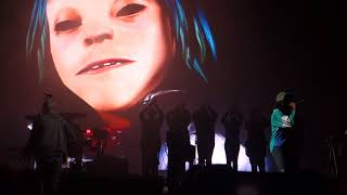 Gorillaz - we got the power (with little simz) – outside lands 2017, live in san francisco