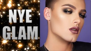 New Years Eve Affordable Drugstore Makeup Tutorial - Flower Beauty by Drew Barrymore