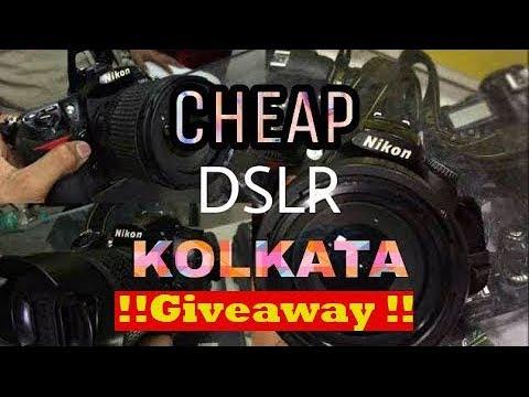 Chor Bazar, DSLR camera in cheapest price ,Kolkata metro gali