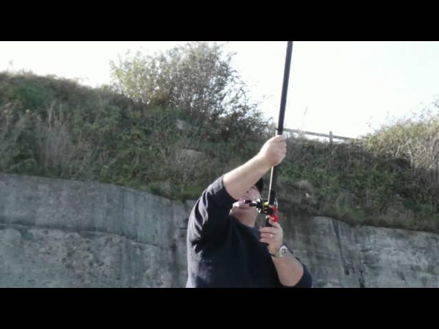 Steve Curnow front, Pendulum Tournament Casting Fishing