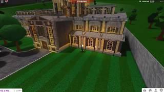 Roblox Bloxburg Church Build!!