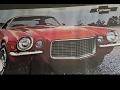 1970-73 Camaro Rally Sport or Split Bumper