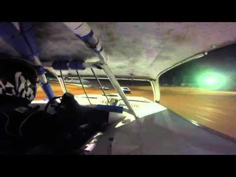 Moulton Speedway 4-23-16 Mini Stock Heat Race GoPro