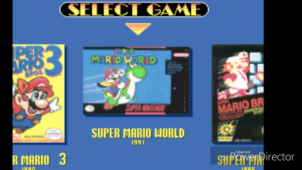 Download Super Mario All Stars Super Mario World Snes Rom Youtube