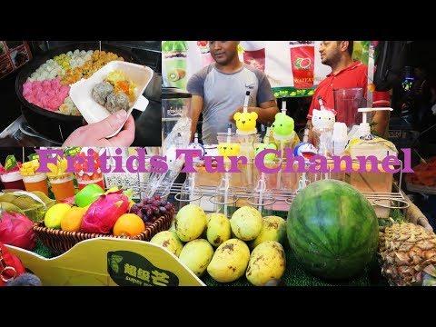 Review Malaysian Street Food Kuala lumpur - Travel to Malaysia