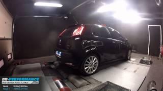 Reprogrammation Moteur Fiat Grande Punto 1.3 MJT 95hp @ 118hp par BR-Performance