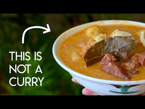 Macau's Diabo, the most fascinating stew we've ever seen