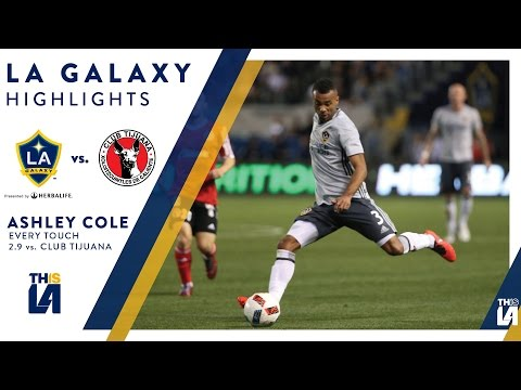 WATCH: The Best of Ashley Cole's first performance for the LA Galaxy