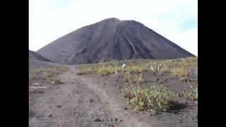 volcan de fuego 볼칸데 푸에고 화산 과테말…