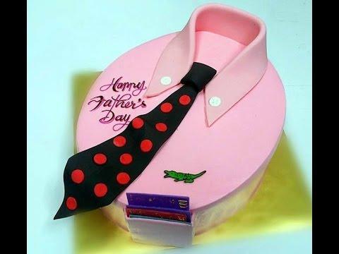 Decoracion de tortas por el dia del padre youtube for Decoracion artesanal para el hogar