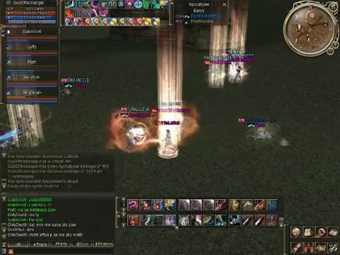 Lineage 2 DarkZone Extreme PvP Part 2