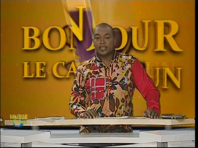 Reportage sur Kilimandjaro Music Awards sur BONJOUR LE CAMEROUN, CRTV Télé