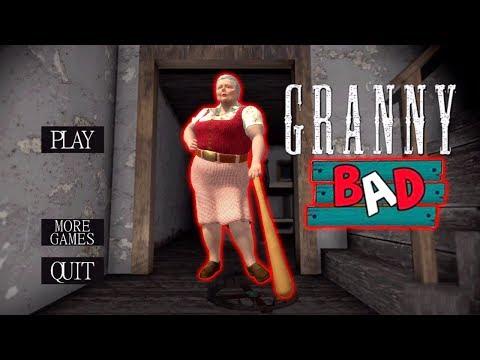 НОВАЯ ЗЛАЯ БАБКА ГРЕННИ - Bad Granny