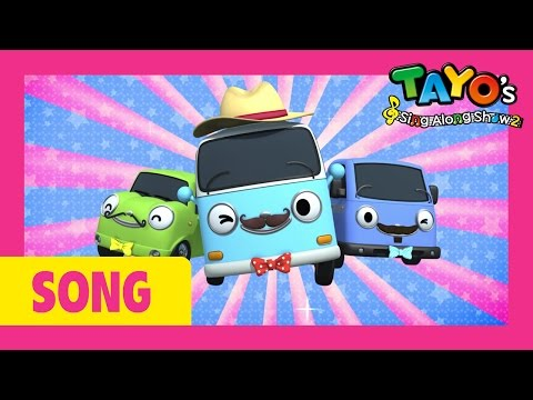[Tayo's Sing Along Show 2] #05 Wouldn't It Be Great!