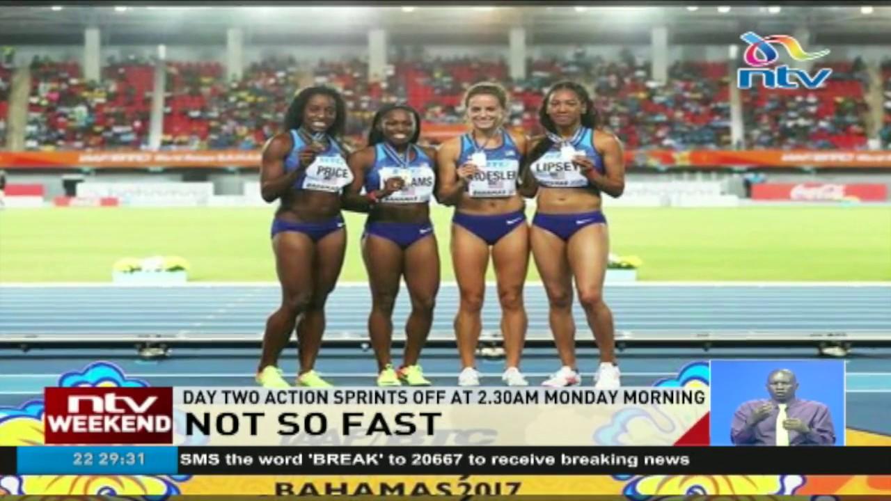 Team Kenya endures torrid day one at IAAF World Relays