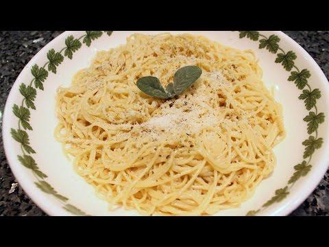 Spaghetti alla Gorgonzola Recipe - OrsaraRecipes