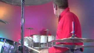 Buddy Rich LIterally Playing the Theater!!!!!   (Awesomeness + Duel Drum Solo)