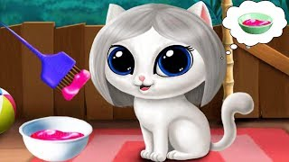 Fun Animal Beauty Hair Salon Games For Kids - Virtual Pet Makeover Colors Game