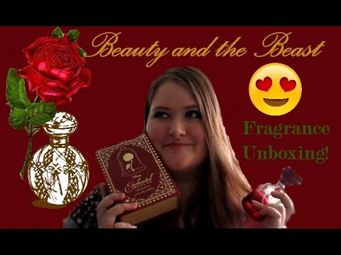 Beauty and the Beast Perfume! | Enchanted Beauty Fragrance First Impressions/Review