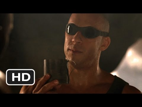 The Chronicles Of Riddick - Death By Teacup Scene (6/10) | Movieclips