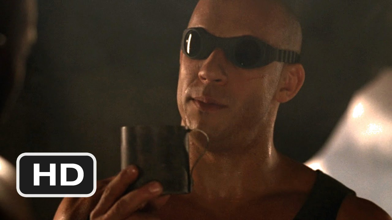 Download The Chronicles of Riddick - Death by Teacup Scene (6/10) | Movieclips