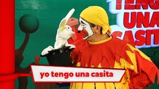 Piñon Fijo | Yo tengo una casita | Canciones infantiles HD