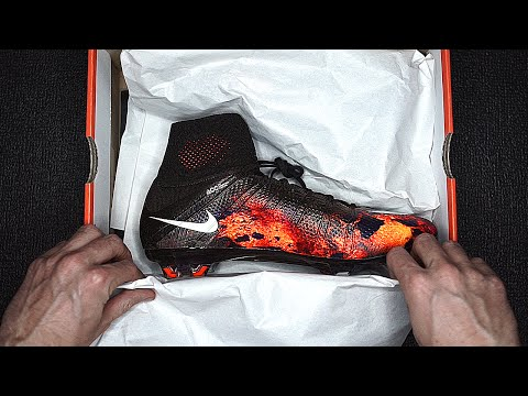 Cristiano Ronaldo Nike Superfly 4 CR7 Unboxing