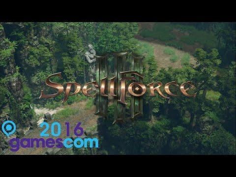 SpellForce 3 – GC 2016 Gameplay (Reworked)