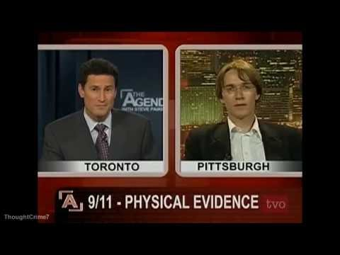 9/11 Flashback - Rare Debate on TVO with Poll Results - 2008