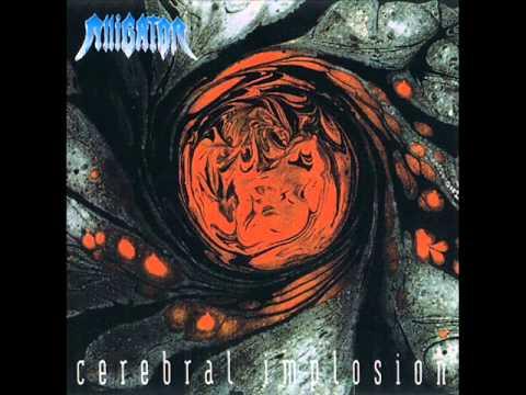 Alligator - Cerebral Implosion 1994 full album