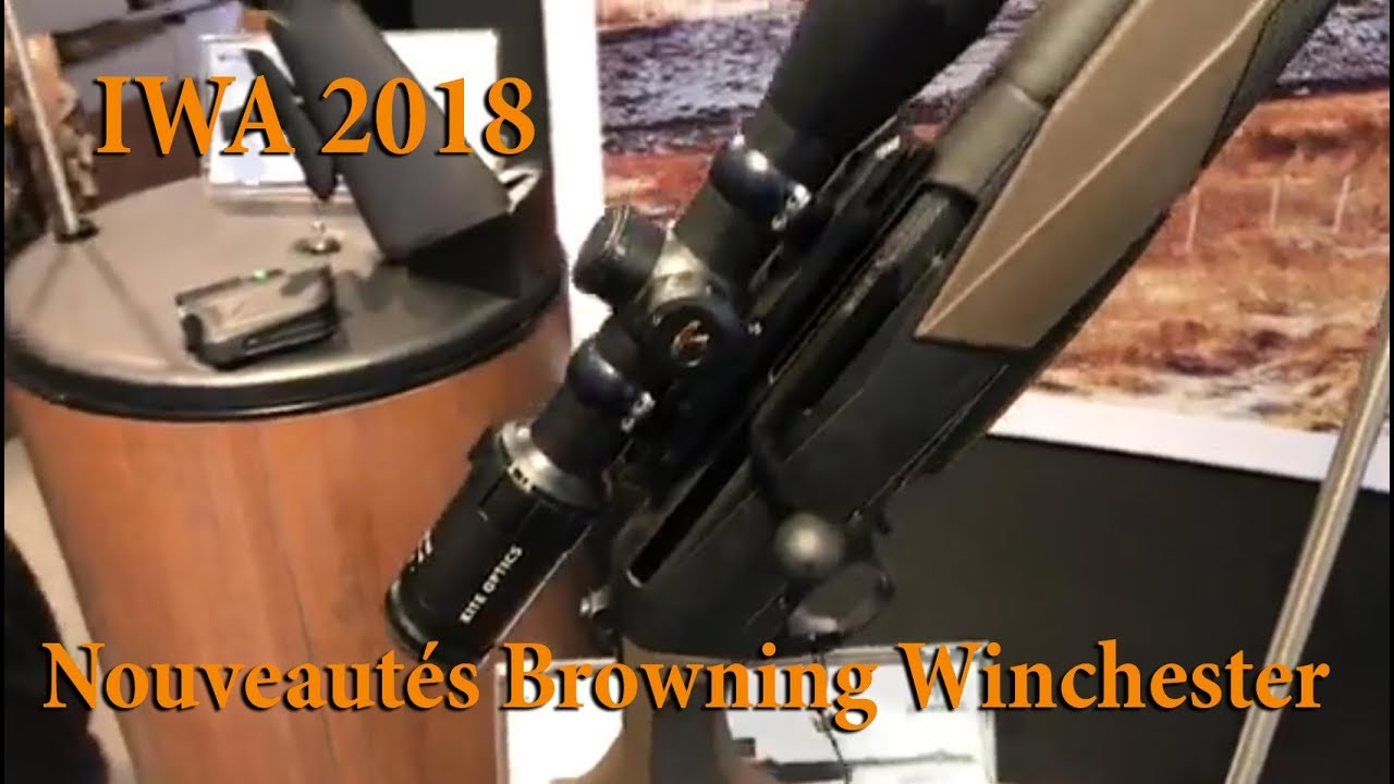 Iwa Nouveautés 2018 Browning 2018 Winchesterbrowning Iwa Browning Winchesterbrowning Nouveautés k8ZnN0wOPX