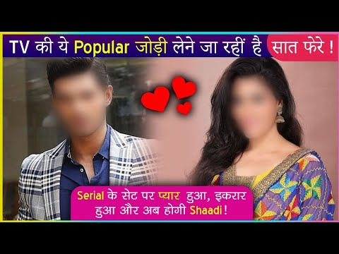 This Popular TV Actor Is All Set To Marry His Co-Star On 9th December 2020