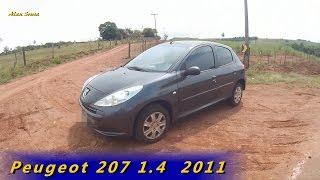 Peugeot 207 1.4 2011 |impressões ao dirigir