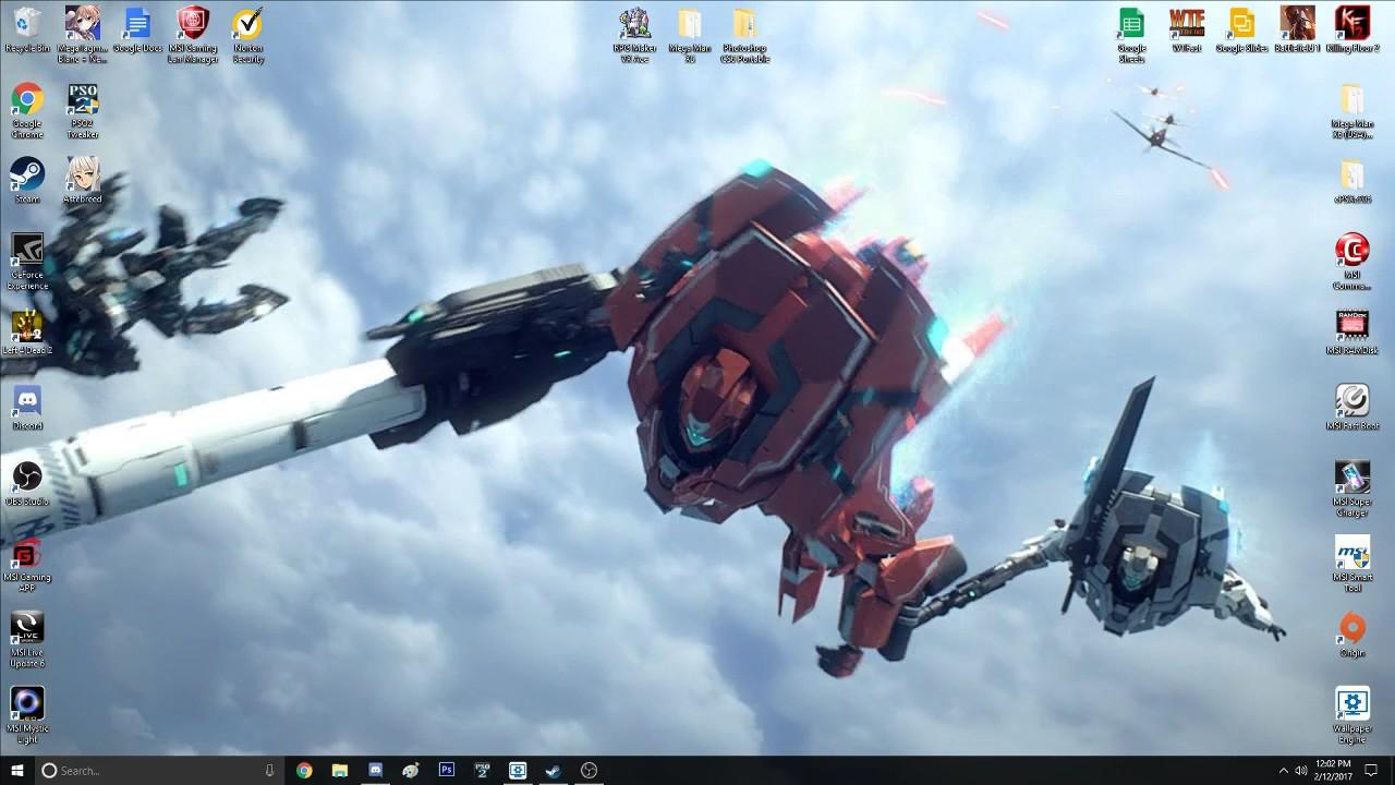 Phantasy Star Online 2 Wallpaper: Phantasy Star Online 2 Opening