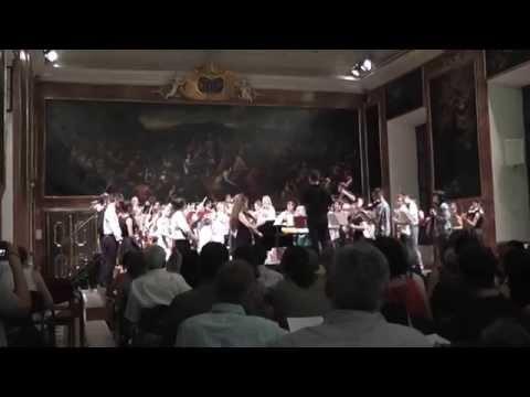 G.F. Händel: Menuett aus der Wermusik ; Rondo GRAZioso 2014