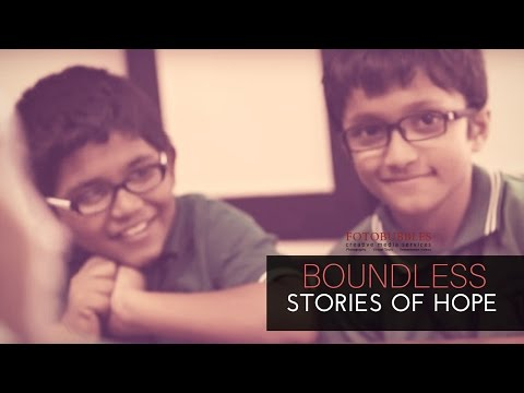 Boundless - Stories of Hope | Bethany Special School | Autism | School for autistic child