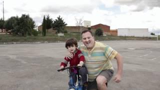 20 BLOG Una cámara, un niño, una bici ... Y un pad...