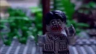 Lego WW2 Stop Motion Zombies