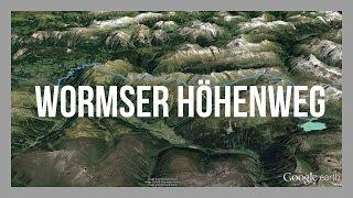 Wormser Höhenweg XXL von Kops nach Schruns | Heilbronner Hütte - Wormser Hütte | GPS-Track