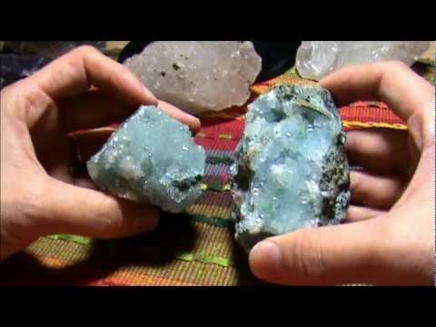 Crystal Treasures   Tucson 2013