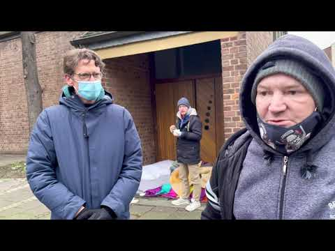 Seit 12 Jahren auf der Straße - Obdachlosigkeit in Köln