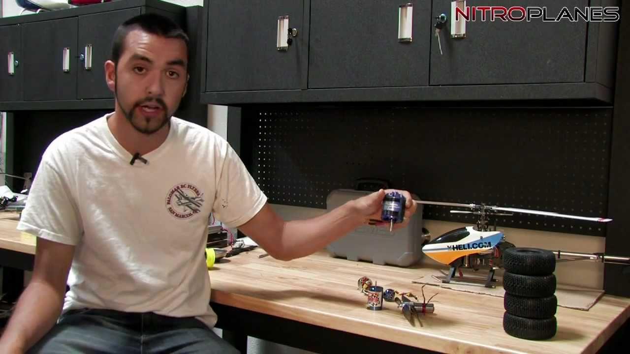 Understanding kv in a brushless motor youtube for Understanding brushless motor kv