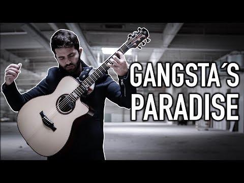 GANGSTA´S PARADISE (Coolio/Stevie Wonder) – Luca Stricagnoli – Fingerstyle Guitar