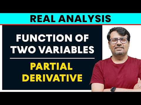 Partial Derivative   Function Of Two Variable    Examples By Limit Definition