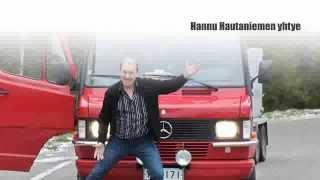 Hannu Hautaniemen yhtye *Ryöstit multa rakkauden*