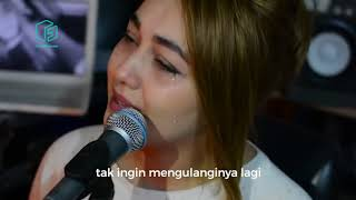 Mauju Qalbi   Najwa Farouk Cover Lirik translate indonesia  FLAMINKGOSH KLIP HD