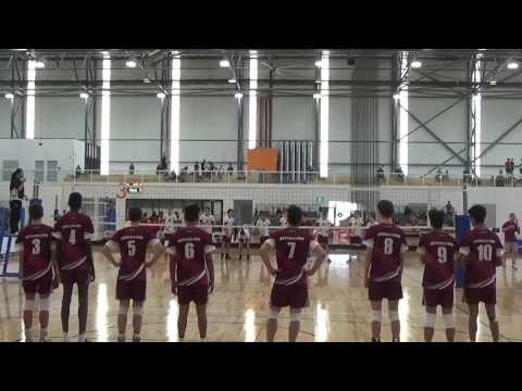 Qld Maroon v Qld White Bronze Medal Match