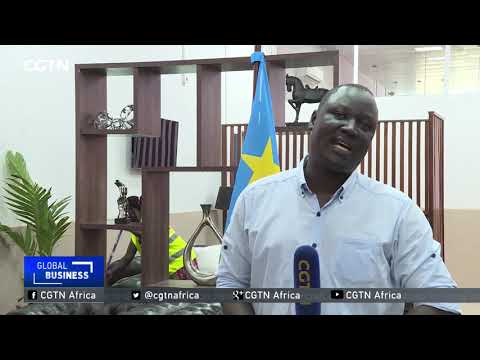 South Sudan opens a new state-of-the-art airport terminal