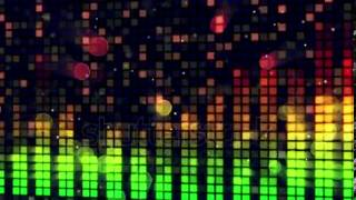 stock footage sound level meter equalizer computer generated seamless loop musical background hd